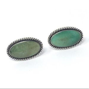 Jewelry - 💙🌻SALE🌻💙 Vintage Turquoise Sterling Earrings
